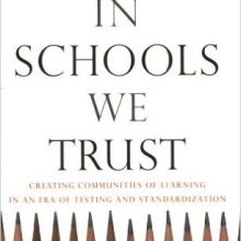 CES Essentials: In Schools We Trust